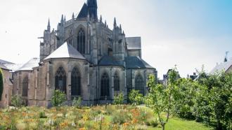 Eglise abbatiale de la Trinité