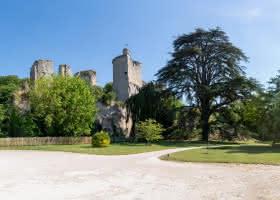 Parc et vestiges du Château de Vendôme