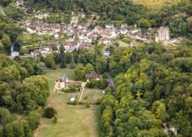 Visite commentée du village médiéval de Lavardin