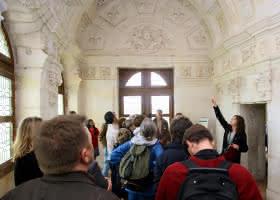 Visite insolite du château de Chambord