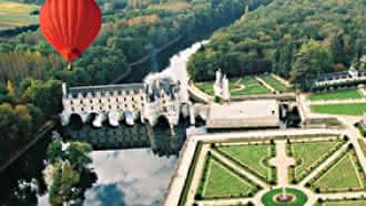 Art Montgolfières – Départ de Chaumont-sur-Loire