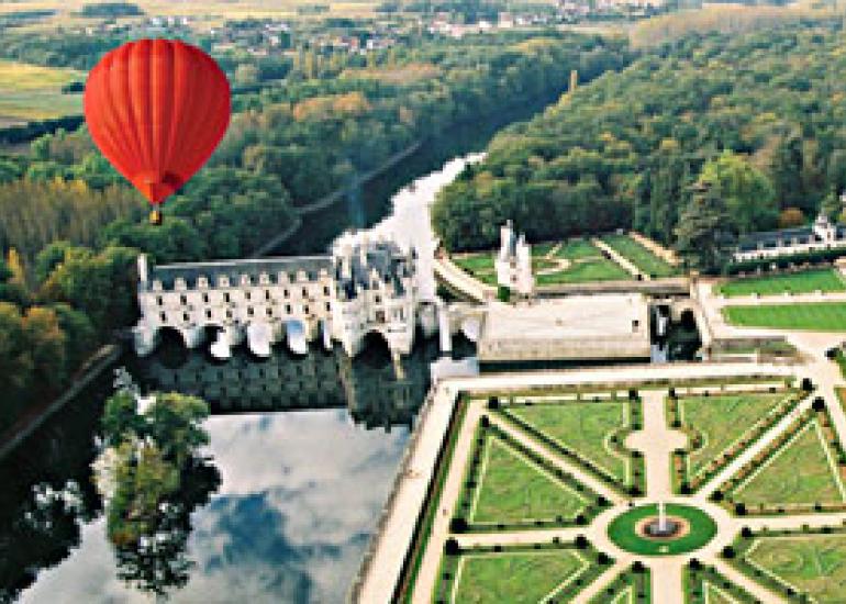 Vols en montgolfière - Art Montgolfière-St Georges-sur-Cher