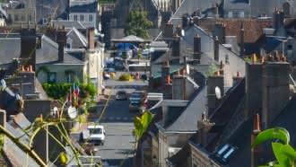 Visite commentée de la ville de Montoire