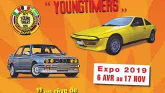 Exposition au Musée Matra «Les young timers»