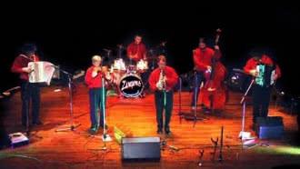 Concert : Zangora et les rythmes slaves